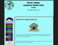 Victor Valley Amateur Radio Club