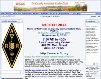 NCTECH Hamfest 2007