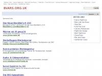 Blackmore Vales Amateur Radio Society