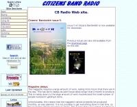 UK Citizens Band radio