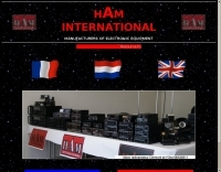 Ham International CB Radios