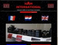 Ham International CB Radios
