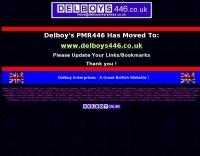 Delboy's PMR446 Radio