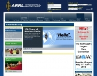 ARRLWeb: Welcome to Amateur Radio