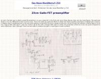 23 cm GaAs FET preamplifier