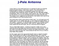 Scanner J-Pole