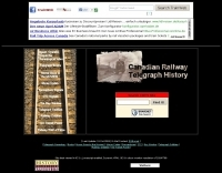 Canadian Railway Telegraph History Website-RGBurnet
