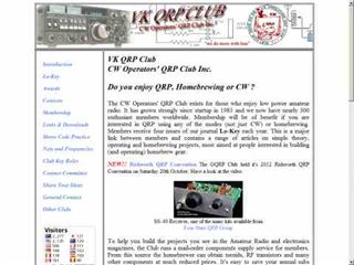 CW Operators' QRP Club Inc.