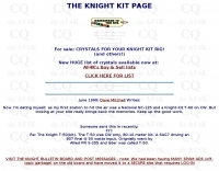 The Knight Kit Page