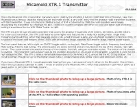 Micamold XTR