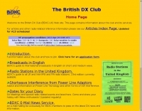 British DX club