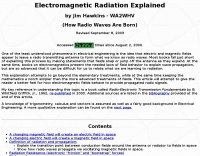Electromagnetic Radiation Explained