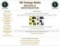 Vintage Radio Repair and Restoration