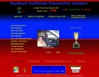 Southern California Transmitter Hunters
