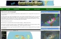 GcmWin : Great Circle Map