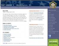 Washington Police scanner