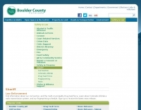 Boulder County, Colorado Sheriffs Office Live Radio Feed