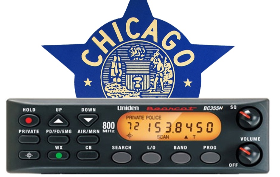 Chicago Police Scanner