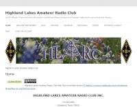 HLARC - Highland Lakes  Radio Club