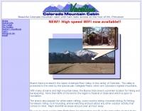 Colorado Mountain Ham Radio Vacation Cabin for Rent
