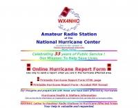 Amateur Radio at NHC - WX4NHC